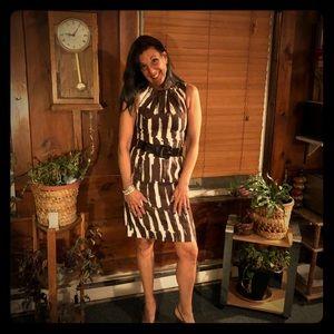 Morgan McPheeters tweed dress NWT